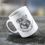 Taza Mug Harry Potter Hogwarts – Cerámica Importada