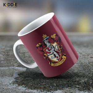 Taza Mug Harry Potter Gryffindor – Cerámica Importada