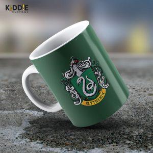 Taza Mug Harry Potter Slytherin – Cerámica Importada