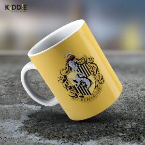 Taza Mug Harry Potter Hufflepuff – Cerámica Importada