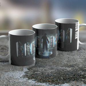 Taza Mug Iron Man Armors – Cerámica Importada