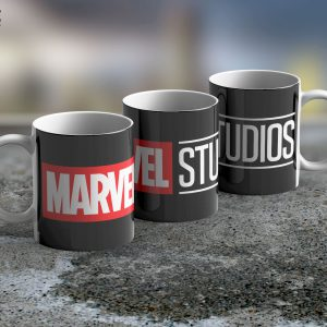 Taza Mug Marvel Studios – Cerámica Importada