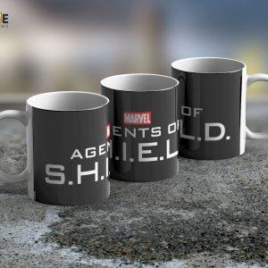 Taza Mug S.H.I.E.L.D. – Cerámica Importada