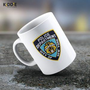Taza Mug NYPD – Cerámica Importada