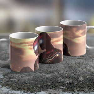 Taza Mug Spiderman – Cerámica Importada