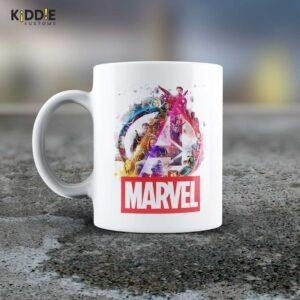 Taza Mug Avengers – Cerámica Importada