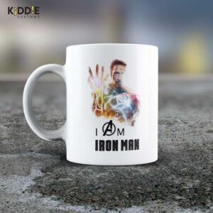 Taza Mug Avengers Iron Man – Cerámica Importada