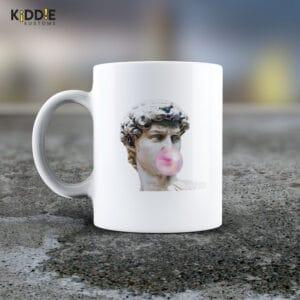 Taza Mug I don't give a shit – Cerámica Importada