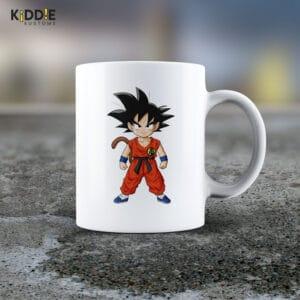 Taza Mug Dragon Ball Gokuh – Cerámica Importada