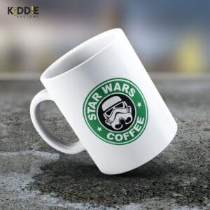 Taza Mug Star Wars Coffee – Cerámica Importada