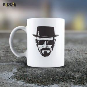 Taza Mug Breaking Bad – Cerámica Importada