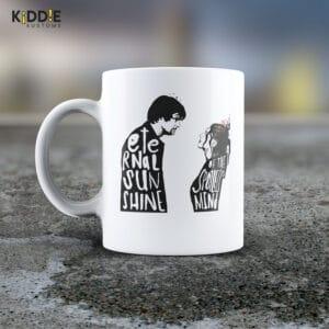 Taza Mug Eternal Sunshine of the Spotless Mind- Cerámica Importada