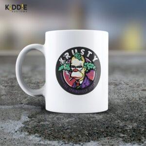 Taza Mug The Simpsons Krusty Joker – Cerámica Importada