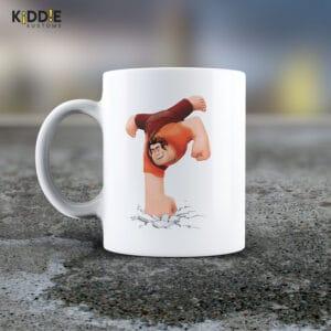 Taza Mug Wreck It Ralph! – Cerámica Importada