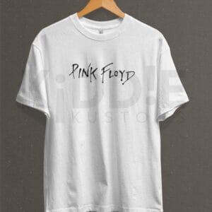 Remera Estampada Unisex Pink Floyd – Blanca