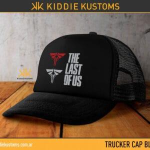 Trucker Cap The Last of Us II – Negra