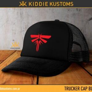 Trucker Cap The Last of Us – Negra