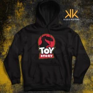 Buzo Estampado Toy Story – Negro