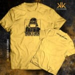 Remera Estampada Unisex Always wear a Mask – Amarilla